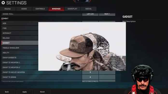 Dr DisRespect hacked during Rogue Company stream by Forsen fans