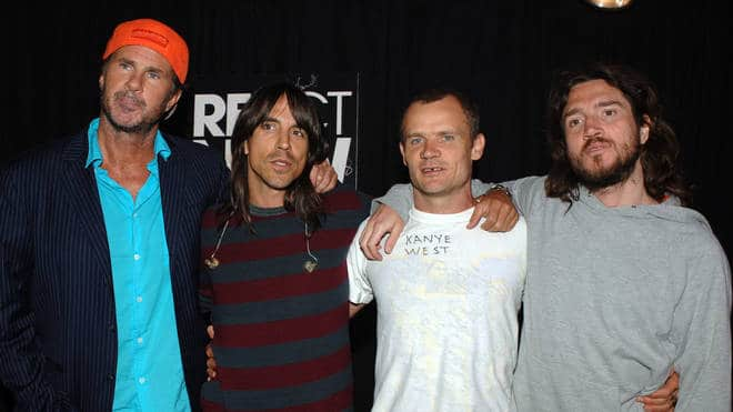 ChiliPeppers are looking old