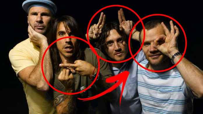 Did The Red Hot Chili Peppers predict 2020 in