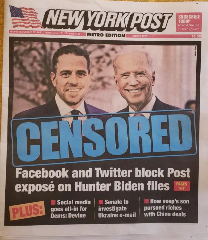 NYP vs Twitter
