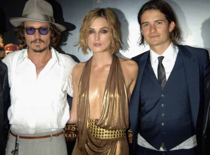 Johnny Depp to return as Jack Sparrow?