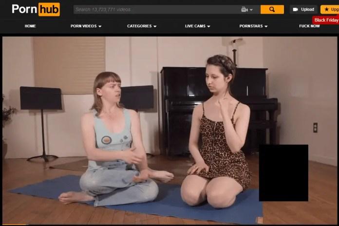 Naked Yoga on Pornhub