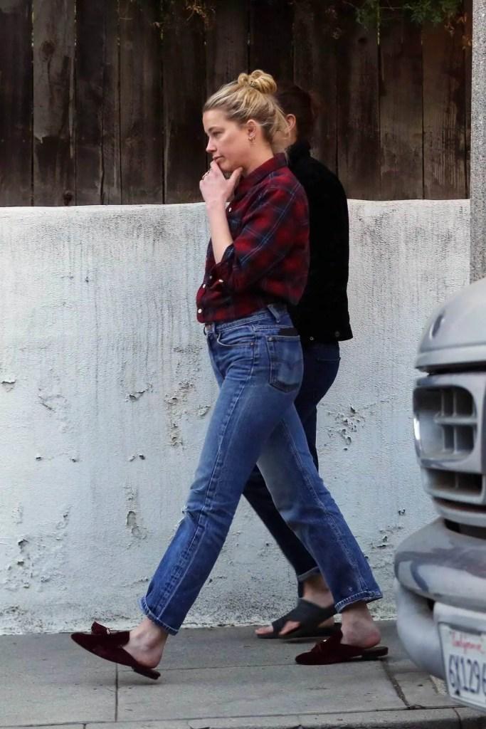 Amber Heard fat