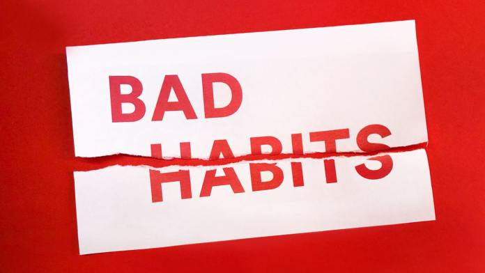How to take control and quit your bad habits
