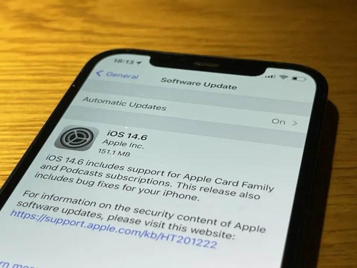 iPhone IOS 14.5 update kills Facebook app