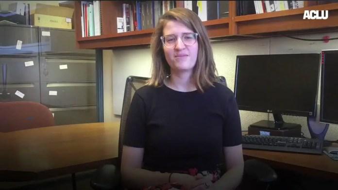 Vera Eidelman, ACLU