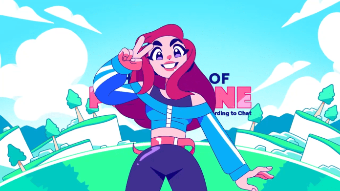 The Legend of Pokimane anime