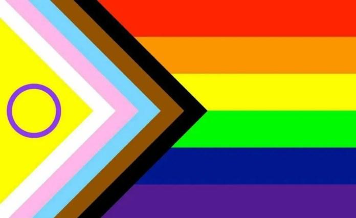 Pride flag redesign 2021 includes intersex representation
