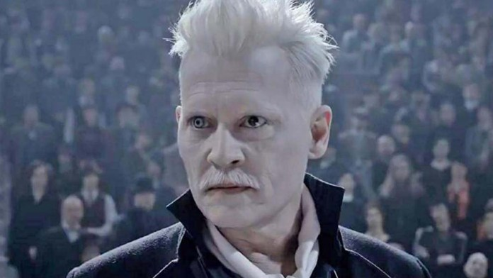 Morale was low after Johnny Depp was fired from Fantastic Beasts 3
