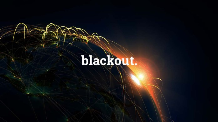INTERNET BLACKOUT: Thousands down, could be AWS related