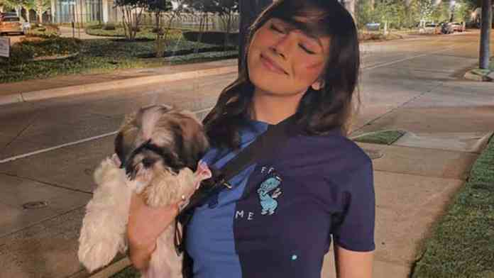 Neekolul gave pet dog away because she got too fat