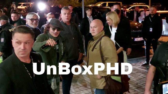 UnBoxPHD Johnny Depp