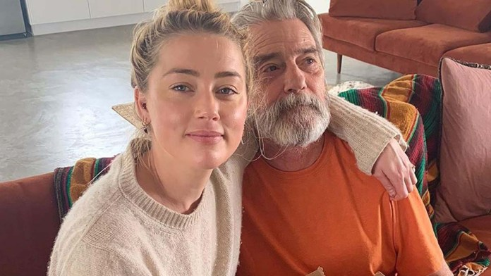 Amber Heard's father made money from abusing animals