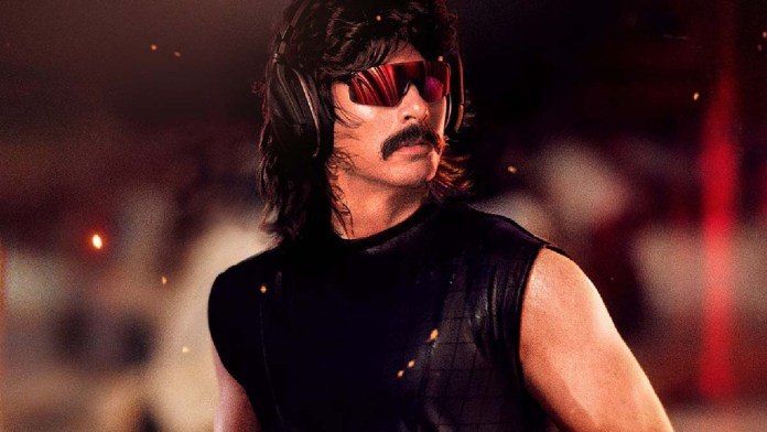 Dr DisRespect banned for drama hearsay