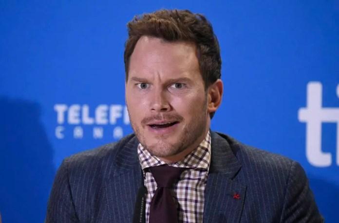 Chris Pratt stars in Super Mario Bros movie.