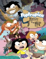 Mystery of the Map comic cover
