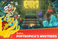 Solve Poptropica's mysteries