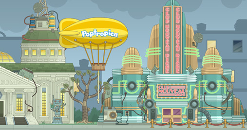 Poptropica Cheats for Game Show Island