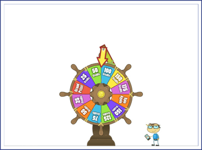 The Wheel Deal: So much fun, your head will spin.