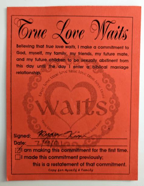 True Love Waits – Popula