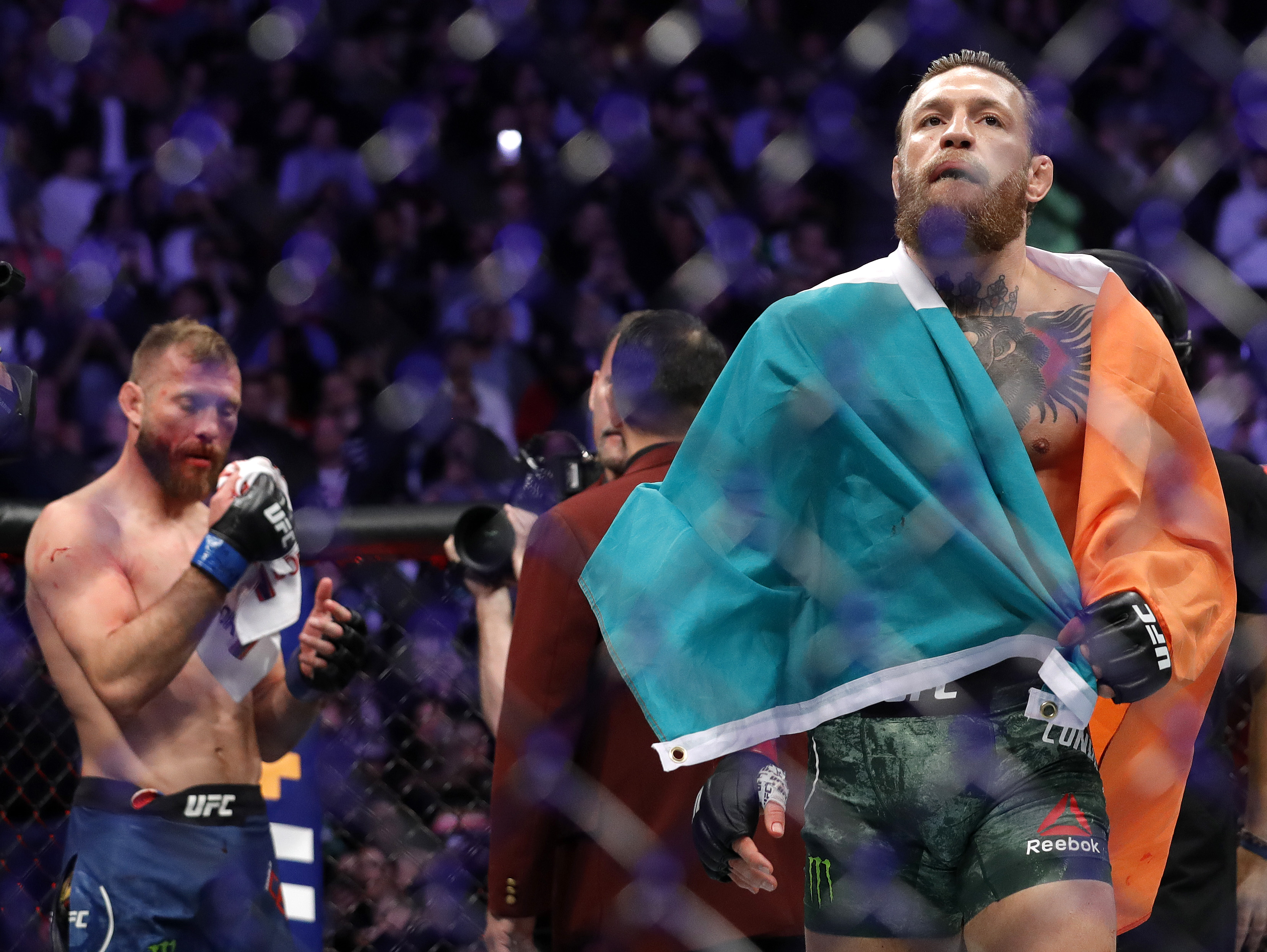 Conor McGregor v Donald Cerrone