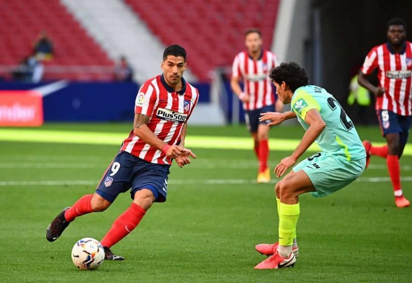 Atalayar_Luis Suárez Atlético de Madrid