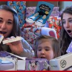 maxresdefault 24 - Kids Opening Christmas Presents - Monster High Girls - Baby Fun Day 2014