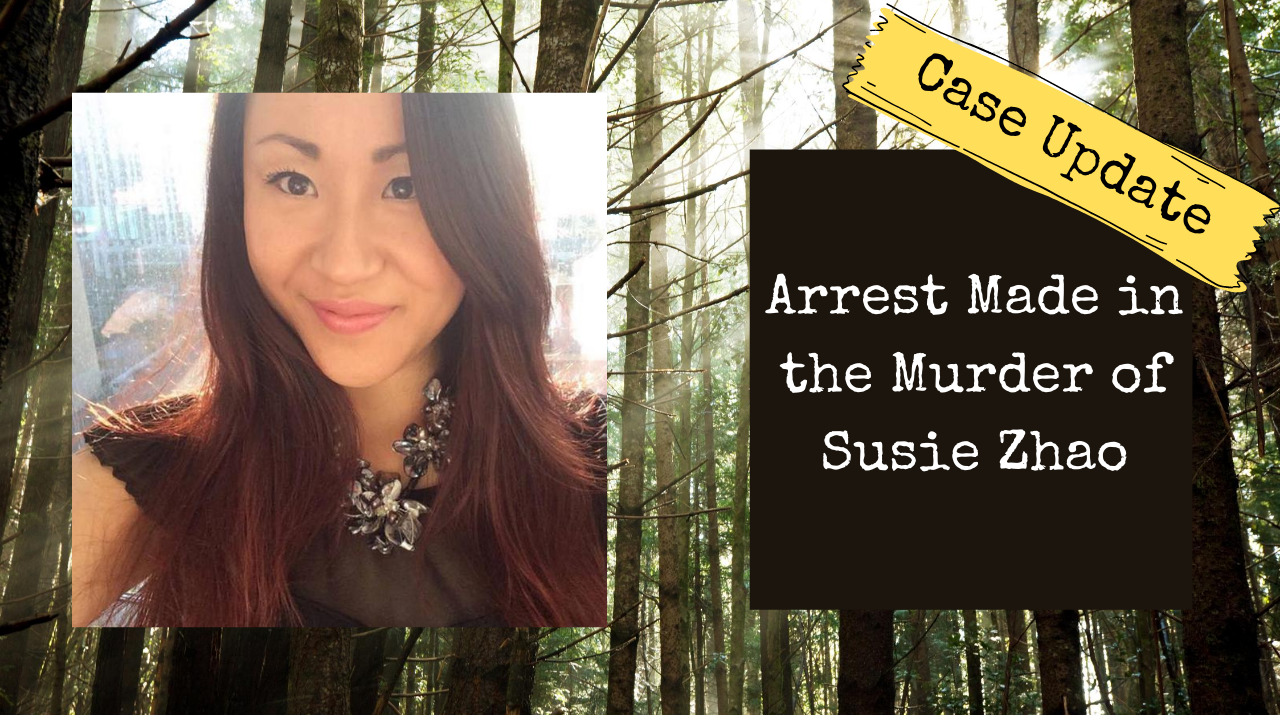 Read more about the article Susie Zhao Case Suspect Named | Jeffery Bernard Morris Arrested