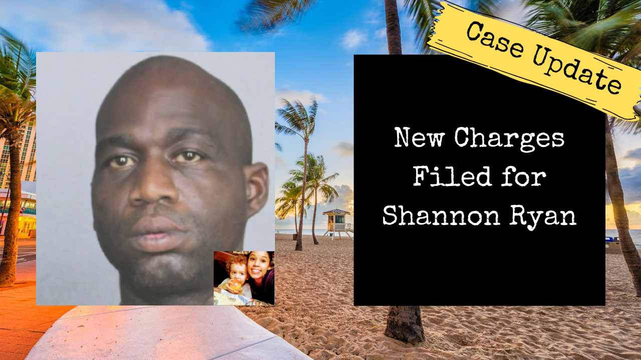 New Charges Filed Against Shannon Ryan | Leila Cavett