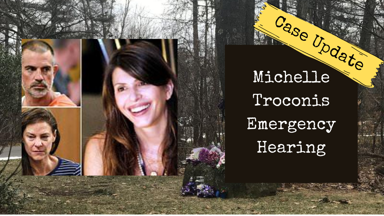 Dulos Update | Michelle Troconis | Emergency Motion and Bond Modification Hearing