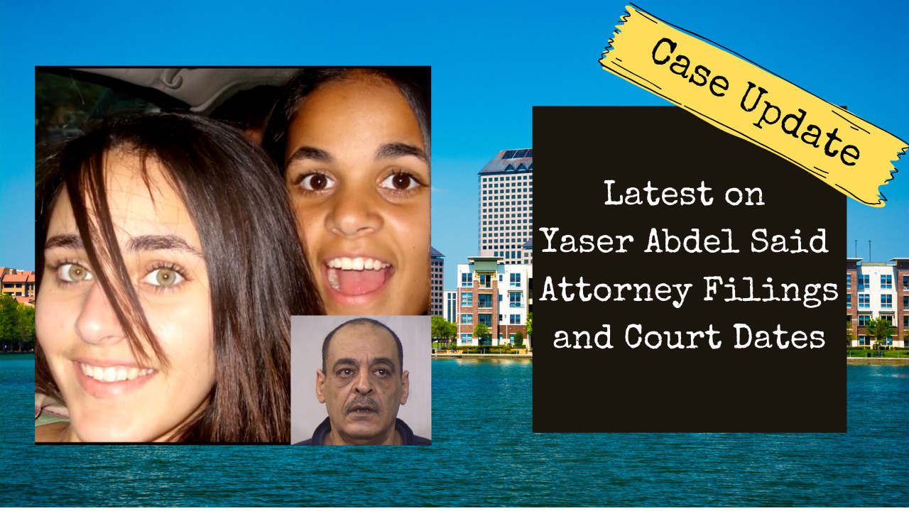 Yaser Abdel Said Pre-Trial Hearings | Patricia Owens Reactions