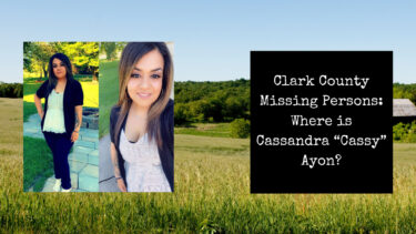 """Clark County, Wisconsin Missing Persons 