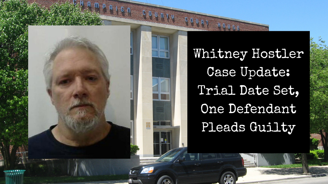 Read more about the article Hostler Case Update: Rodney Rider Sr. Pleads Guilty