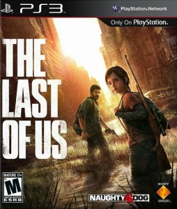 Last of Us box art