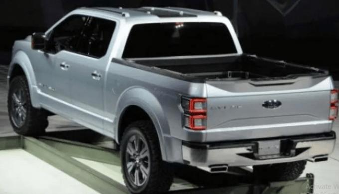 2020 Ford F 150 Hybrid Exterior
