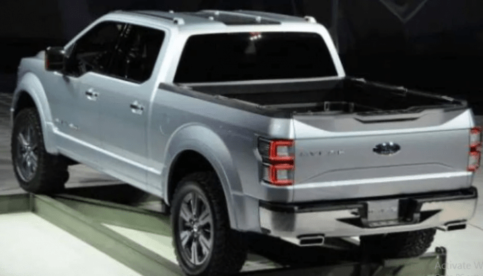 2020 Ford F 150 Exterior