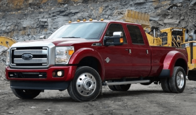 2020 Ford F-250 Exterior