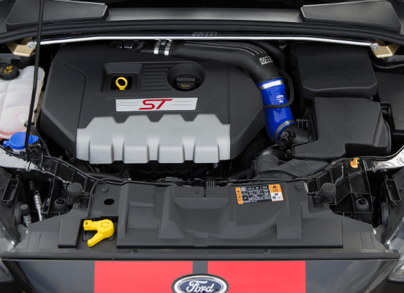 2021 Ford Focus Engine