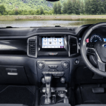 2019 Ford Everest Interior