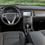 2019 Ford Flex Interior