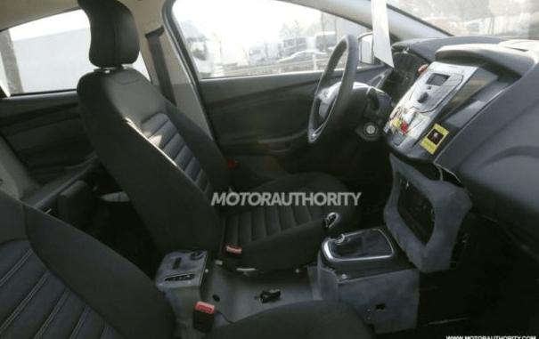 2019 Ford Focus RS Interior