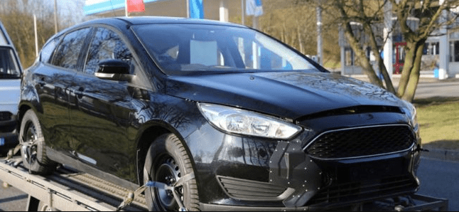 2019 Ford Focus RS