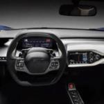 2019 Ford GT Interior