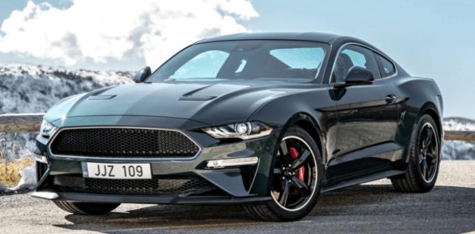 2021 Ford Mustang Hybrid Design