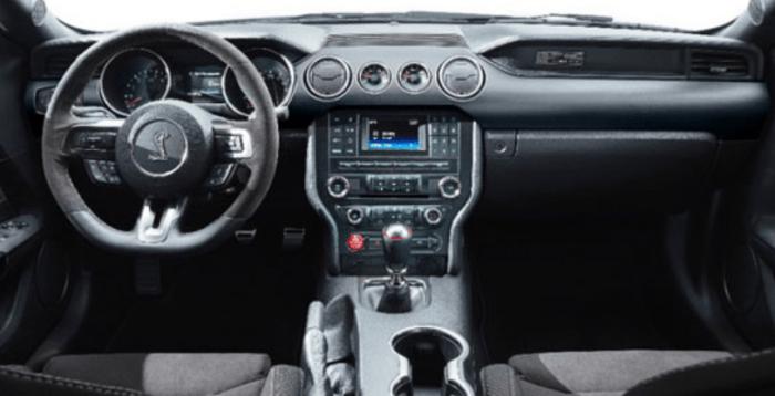 2019 Ford MustangCobra Interior