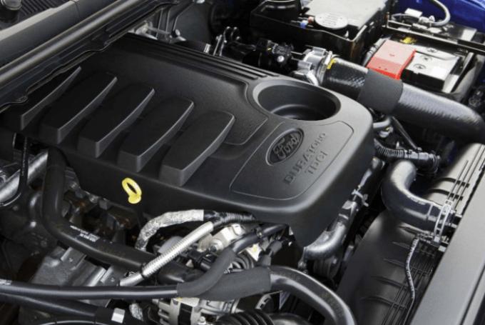 Ford Escort 2020 Engine