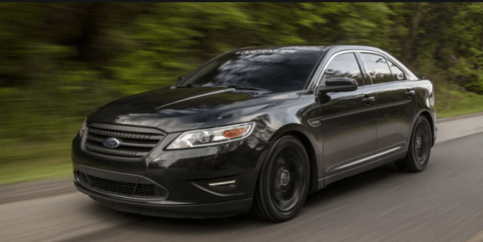 2020 Ford Taurus SHO Colors, Specs, Release Date – Popular Engines