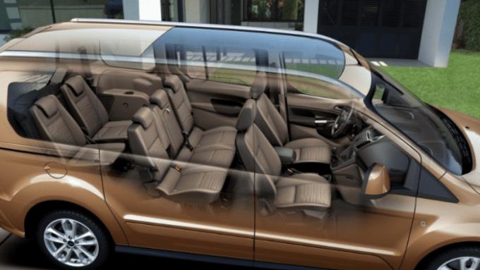 2020 Ford Transit Exterior