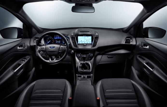 Ford Kuga 2020 Exterior