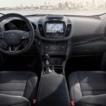 2019 Ford Bronco 4 Door Interior